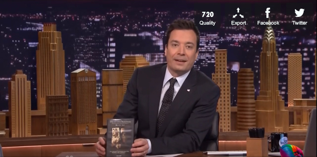 Jimmy Fallon w DECEPTIVE DVD