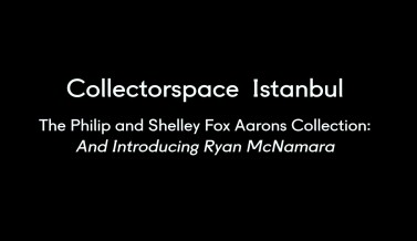 The Aarons Collection and Introducing Ryan McNamara