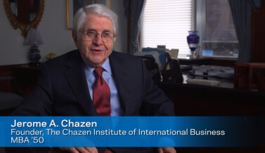 Jerome A. Chazen Institute for International Business at Columbia Business School