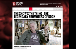 Our London Premiere at Doc'n Roll Film Festival!