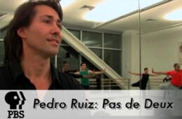Pedro Ruiz: Pas de Deux