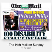 Irish Mail blurbs Mavericks